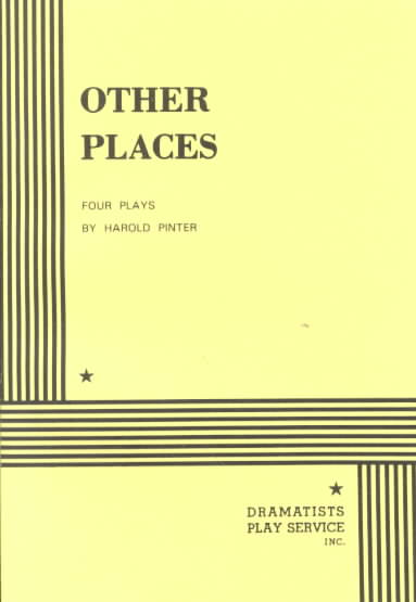 Other Places By Pinter, Harold